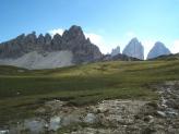08-Drei Zinnen in den Sextener Dolomiten