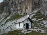 16-Kapelle bei Drei Zinnen
