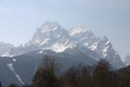 02-Sextener Rotwand im Winter