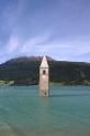 05-Reschensee mit Kirchturm