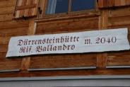 05-Dürrensteinhütte