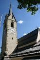 12-Kirchturm der Pfarrkirche Gummer