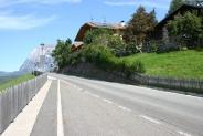 11-Strasse in Steinegg