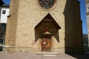 13-Kirche Eingangstuere