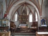 21-Altar in Kirche
