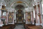 14-Pfarrkirche Innenaufnahme